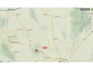 McNeal, Cochise County, Arizona Land For Sale – 4 46 Acres